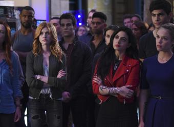 SHADOWHUNTERS: Primeiros stills, trailer e cenas da 2° temporada